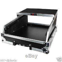 Flight Road hard case for Allen & Heath MixWizard WZ 162 Laptop Shelf
