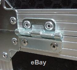 Formula Sound FF6000 Rack Mount DJ Mixer Swan Flight Case (Hex)