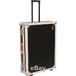 G-Tour 20x30 Rolling ATA Mixer Road Case