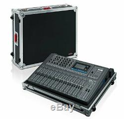 G-Tour Case for Soundcraft SI Impact. No doghouse