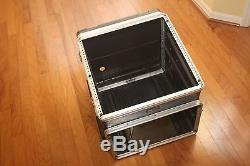 Gator Case GRC-10X4 DJ Console Audio Rack Road Case