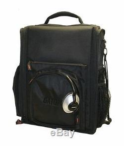 Gator Cases G-CLUB CDMX-12 CD Player/Mixer Bag CDJ-2000 NDX-800 Xone42 DN-X1100