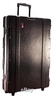 Gator Cases G-MIX 24X36 24 x 36 ATA Mixer/Equipment Case with Wheels