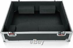 Gator Cases G-Tour Case for Soundcraft SI Impact. No doghouse, Black NEW
