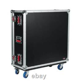 Gator Cases G-Tour M32, Road case for Midas M32 with Dog House and Wheels Midas