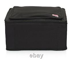 Gator Cases GLRODECASTER4 Lightweight Case for Rodecaster & 4 Mic 716408553016