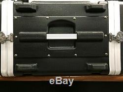 Gator Cases GR-6L 6U Audio Rack Mint Shape Showroom Demo Stock