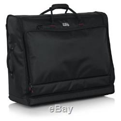 Gator Cases MIXERBAG-2621 Padded Nylon Carry Bag for Large Format Mixers