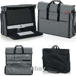 Gator Cases Nylon Carry Tote Bag for Apple 21.5 iMac Desktop Computer New