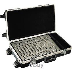 Gator G-MIX ATA Rolling Mixer or Equipment Case 12 x 24 in