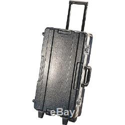 Gator G-MIX ATA Rolling Mixer or Equipment Case Black 25x20x8 in