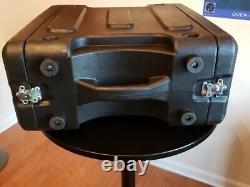 Gator G-PRO-4U-19 4-Space Rotationally Molded Rack Case