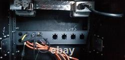 Gator G-TOUR 14U CAST ATA Wood Rack Case with Casters