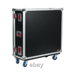 Gator G-TOUR M32 G-Tour Mixer Series Road Case For Midas M32 Large Format Mixer