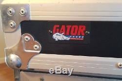 Gator G-Tour 19 Flight Case for Allen and Heath Mix Wizard