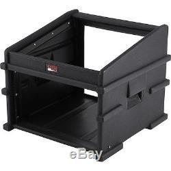 Gator GDJ-10X6 DJ Rack Mixer Case