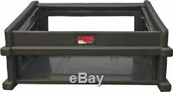 Gator GDJ-8x2 Slant Top Mix Station Rack Case Black