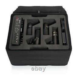 Gator GL-RODECASTER4 Lightweight Case For Rodecaster Pro & Four Mics