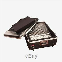 Gator GMIX19X21 ATA-Style Rolling Mixer Case