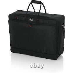 Gator GMIXERBAG2519 Updated Padded Nylon Mixer Or Equipment Bag 25 X 19 X 8
