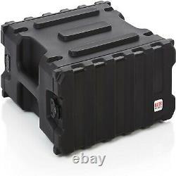 Gator GPRO4U19 Pro-Series Molded Mil-Grade PE Rack Case 4U, 19 Deep