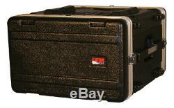 Gator GR-6L 6U Audio Rack Standard 6 Space UPC 716408500430