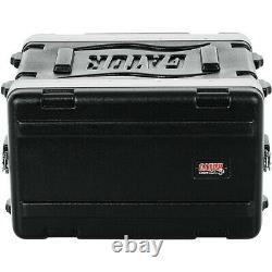 Gator GR-6S ATA 6-Space Shallow Rack Case 6 Space