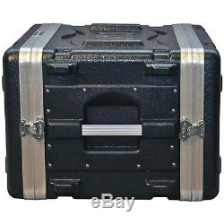 Gator GR-6S Shallow Rack Case 6U