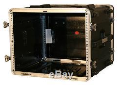 Gator GR-8L 8U Audio Rack Standard UPC 716408501390