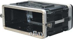 Gator GR ATA Shallow Rack Case 4 Space