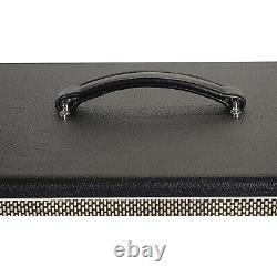 Gator GR-RETRORACK-3BK Vintage Amp Vibe Rack Case 3U Black