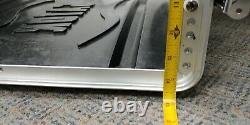 Gator GRC-10X8 10U Top, 8U Side Console Audio Rack DJ or top mount console