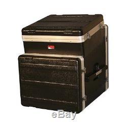 Gator GRC 10x8 PA DJ Mixer Combo Rack