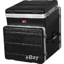 Gator GRC Slant-Top Console Rack Case 10x8