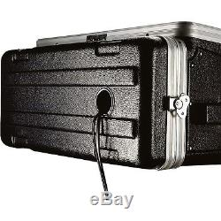 Gator GRC Slant-Top Console Rack Case 6x4