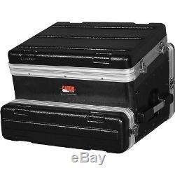 Gator GRC Slant-Top Console Rack Case 8x2