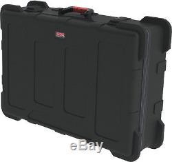 Gator Mixer Case with TSA Latches, 22 X 25 X 6, GMIX-2225-6-TSA