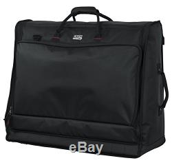 GatorG-MIXERBAG-262126 x 21 x 8.5 Large Format Mixer Bag FREE SHIP NEW