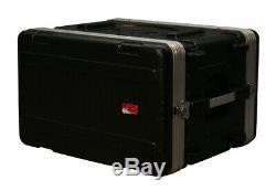 GatorGR-6SShallow 6U Audio Rack Case Depth 14.25 FREE SHIP NEW