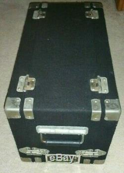 Grundorf 6 Rack Space 1/2 deep Custom Rack Case