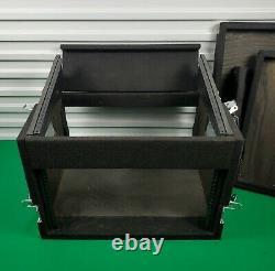 Grundorf TLR-06-DR Top & Side Load Slanted Rack Case