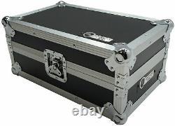 Harmony Cases HC10MIX Flight DJ Road Travel 10 Mixer Custom Case fits Rane 62