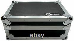 Harmony Cases HC12MIX Flight DJ Road Custom Case fits Allen & Heath Xone 92