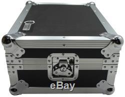 Harmony Cases HC12MIX Flight DJ Road Travel Custom Case fits Behringer DDM-4000