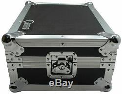 Harmony Cases HC12MIX Flight DJ Road Travel Foam Custom Case fits Mackie DL1608