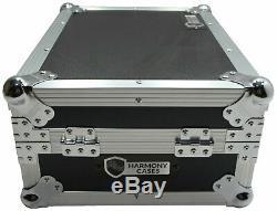 Harmony Cases HC12MIX New Flight DJ Road Travel Custom Case fits Rane TTM57 MkII