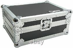 Harmony Cases HCCDJ Flight DJ Road Custom Case fits Technics SL-DZ1200 CD Player