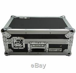 Harmony HC10MIXLT Flight DJ Laptop Glide 10 Mixer Custom Case fits Rane 62