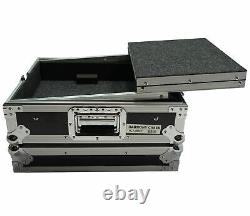Harmony HC12MIXLT Flight DJ Laptop Glide Custom Case fits Behringer DDM-4000