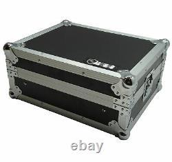 Harmony HC12MIXLT Flight DJ Laptop Glide Foam Custom Case fits Mackie DL1608